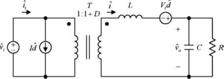 مدل سیگنال کوچک مبدل KY