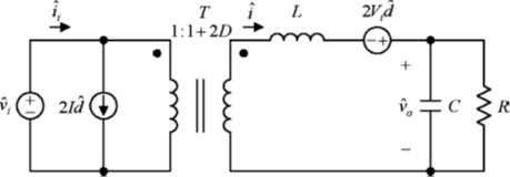 مدل سیگنال کوچک مبدل KY مرتبه دو