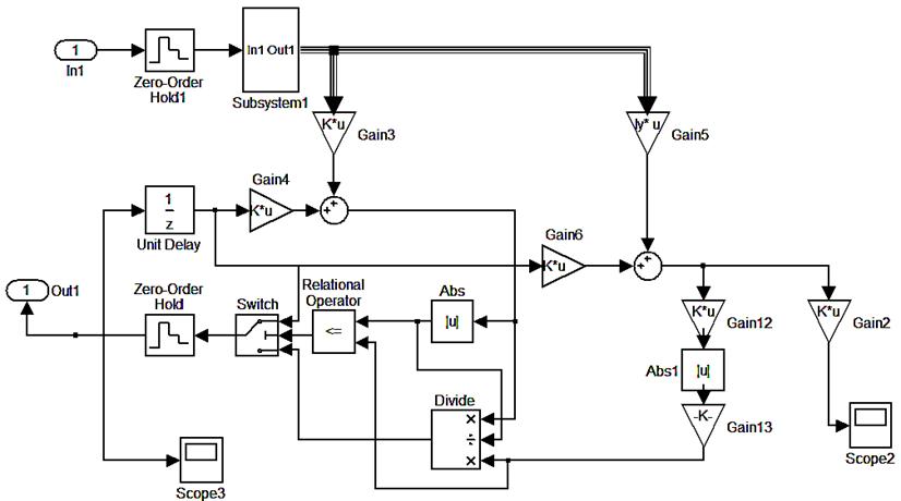 طراحی PSS با کنترل مد لغزشی