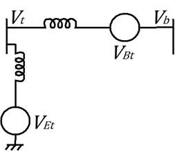 مدار شماتیک UPFC