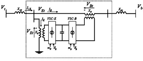 سیستم قدرت UPFC